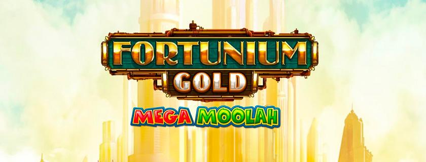 Fortunium Gold Mega Moolah Microgaming