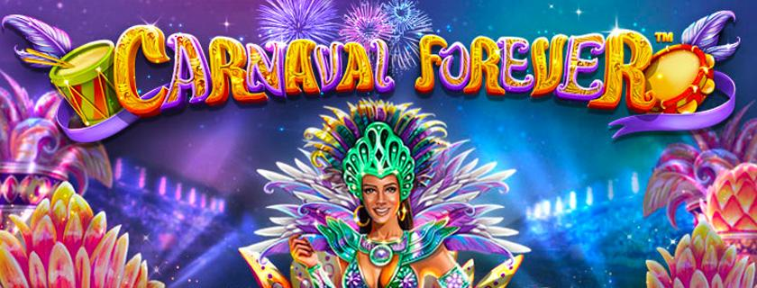 Carnaval Forever de Betsoft
