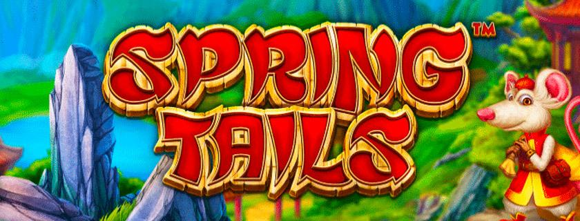 spring tails betsoft machine a sous