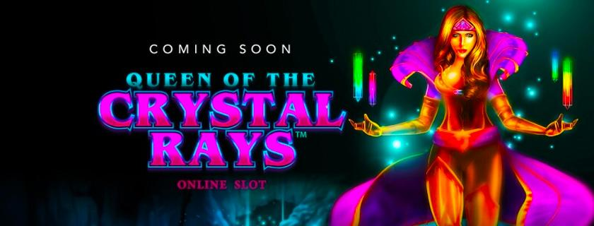 queen of crystal ray machine a sous